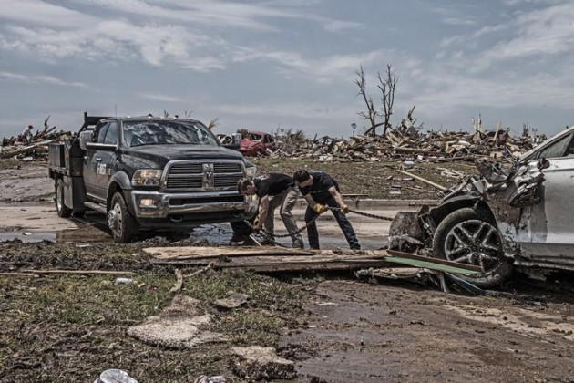 Ram Truck and the FCA Foundation made a donation of $100,000 to support disaster relief efforts following Texas flooding