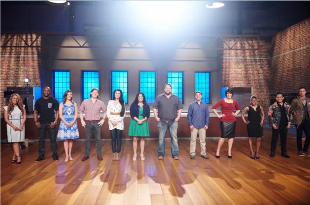 Food Network Star Finalists