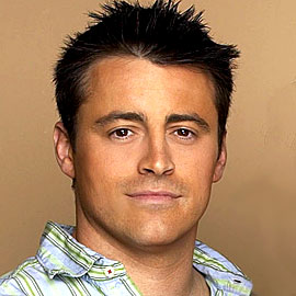 Joey Tribbiani: Good at racing. Bad at spin-offs. Photo: Creativity97
