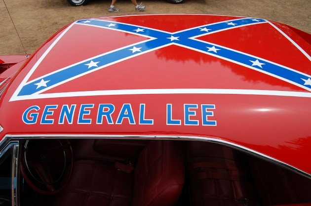 Dukes of Hazzard General Lee Roof Roof of The General Lee