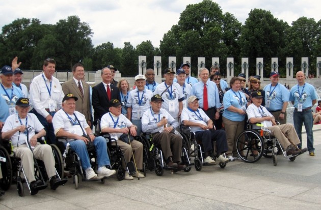 Ford to Help Fly 70 Ky. Vets to National World War II Memorial