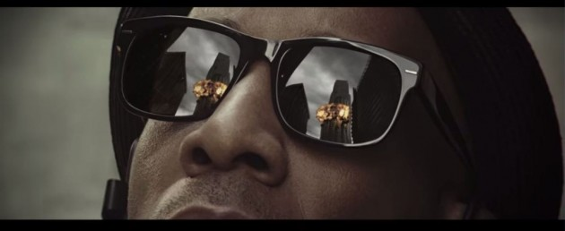 Hyundai Grandeur Ad Features DC Comics Superheroes sunglasses