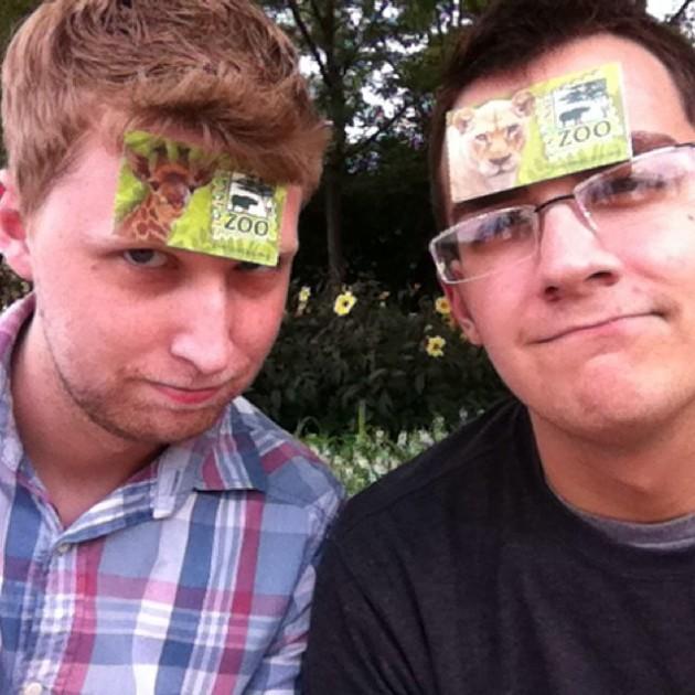 Jesse and Tim