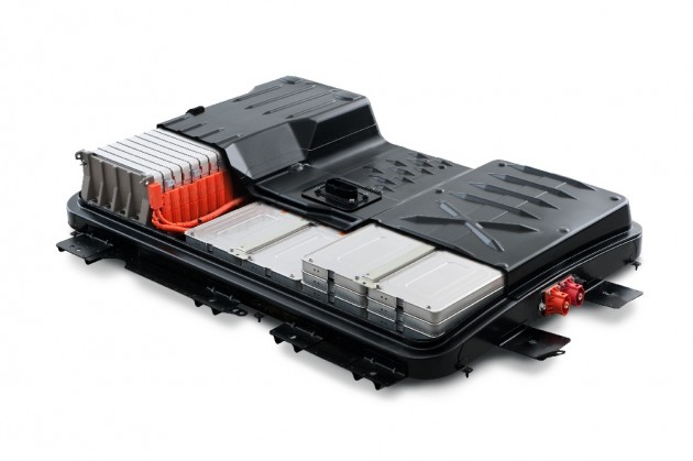 2015 Nissan LEAF battery pack