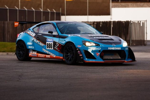 Mackin Industries Scion FR-S at Pikes Peak