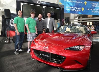 Mazda at E3
