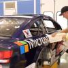 Dale Jr. Microsoft racecar 1
