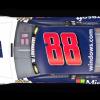 Dale Jr. Microsoft racecar 2