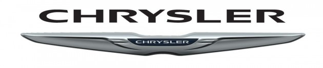 New Chrysler logo wings