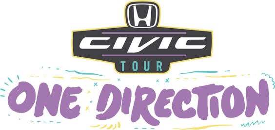 Honda Civic Tour Presents One Direction On The Road Again