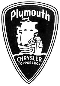 Original plymouth logo mayflower