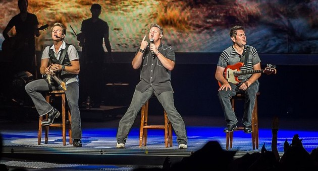 Rascal Flatts will perform at the 33rd Annual WYCD Downtown Hoedown, presented by Ram Trucks