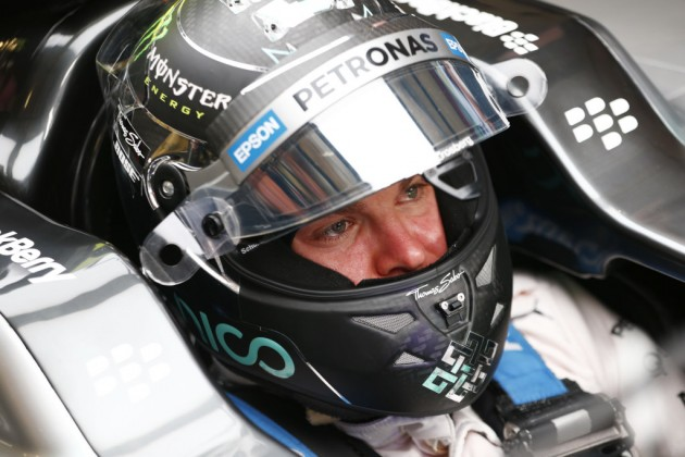 Nico Rosberg overtook teammate Lewis Hamilton for the win at the 2015 Austrian Grand Prix