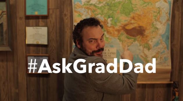 #AskGradDad Honda Grad Program