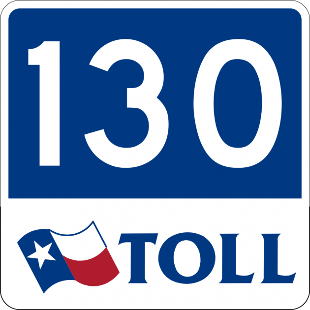 Texas State Highway 130 toll - most expensive toll roads in america