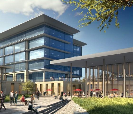 Toyota Reveals New Texas Headquarters