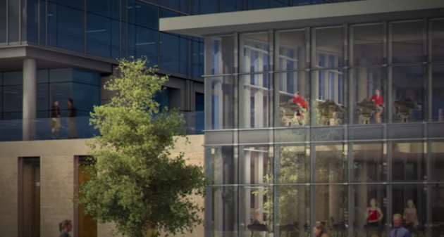 Toyota Teases New Headquarters In Video on toyota headquarters location plano tx