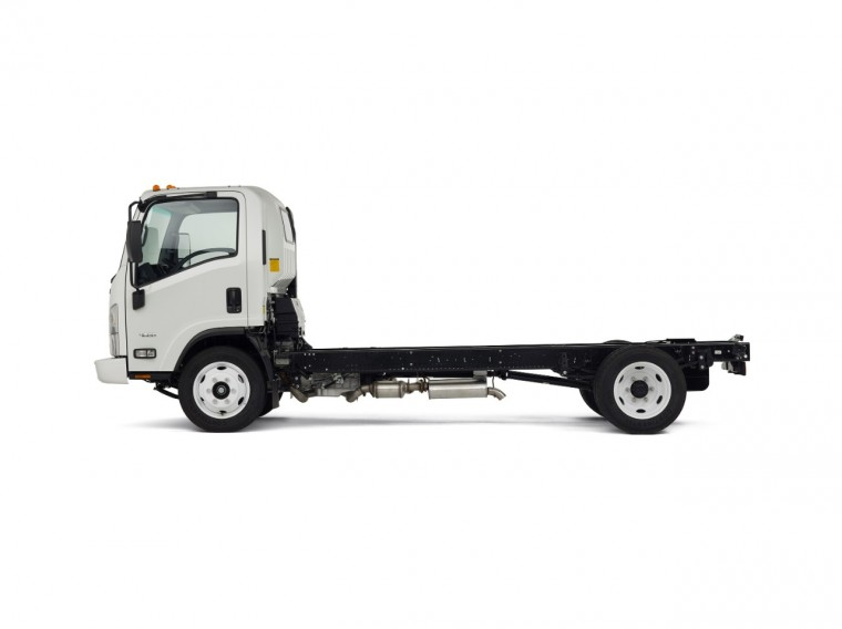 2016 Chevrolet 4500 Low Cab Forward Regular Cab