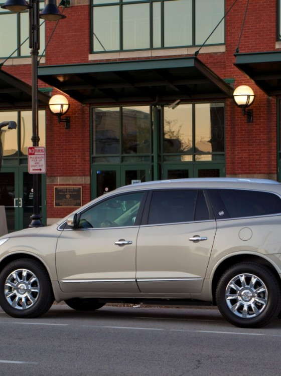 2016 buick enclave adds 4g lte with wi fi the news wheel. Black Bedroom Furniture Sets. Home Design Ideas