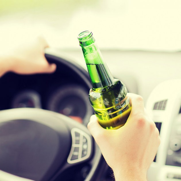 early history of drunk driving