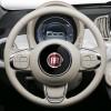 2016 Fiat 500 steering wheel