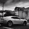 2012 Chevy Camaro Transformer's Special Edition featured in Lamar's new video.