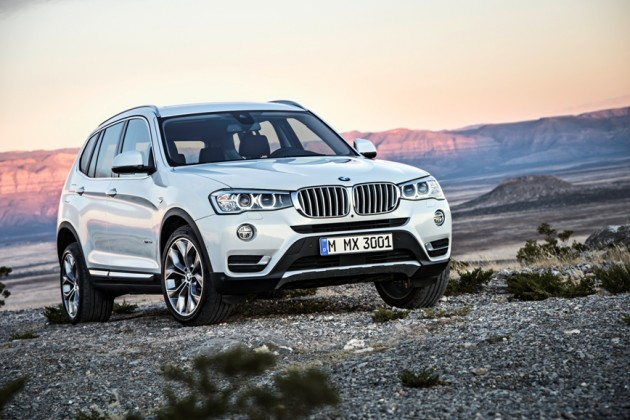 2015 BMW X3 11