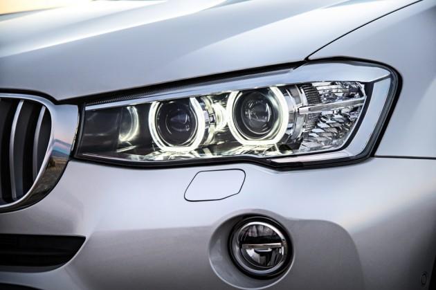 2015 BMW X3 12