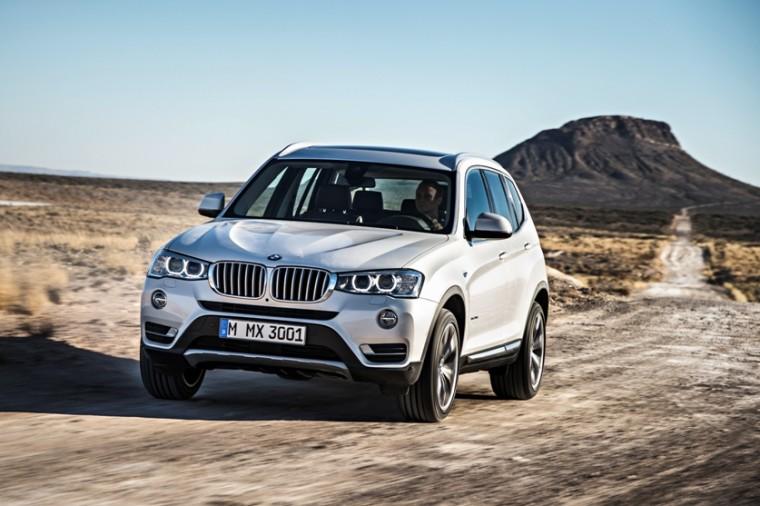 2015 BMW X3 7