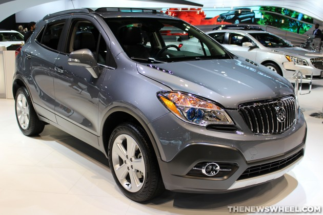 Whats New Buick Encore 2015 | Autos Post