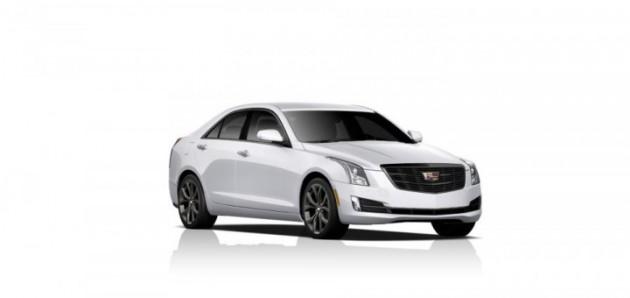 2015 Cadillac ATS Midnight Edition