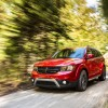 2015 Dodge Journey driving
