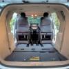 2015 Kia Sedona trunk space