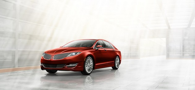 2015 Lincoln MKZ