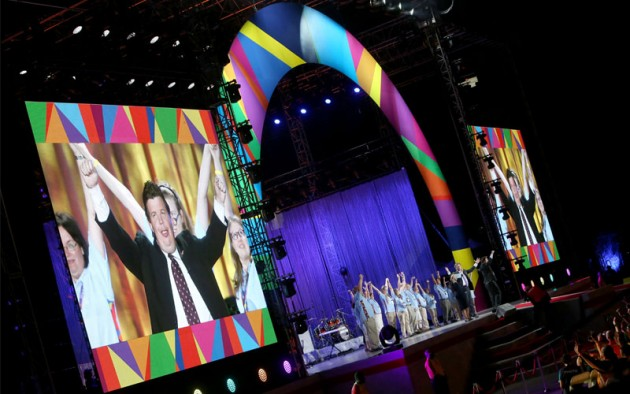 2015 Special Olympics World Games Opening Ceremony