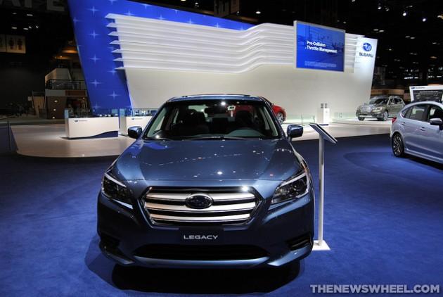 2015 Subaru Legacy | Subaru June Sales