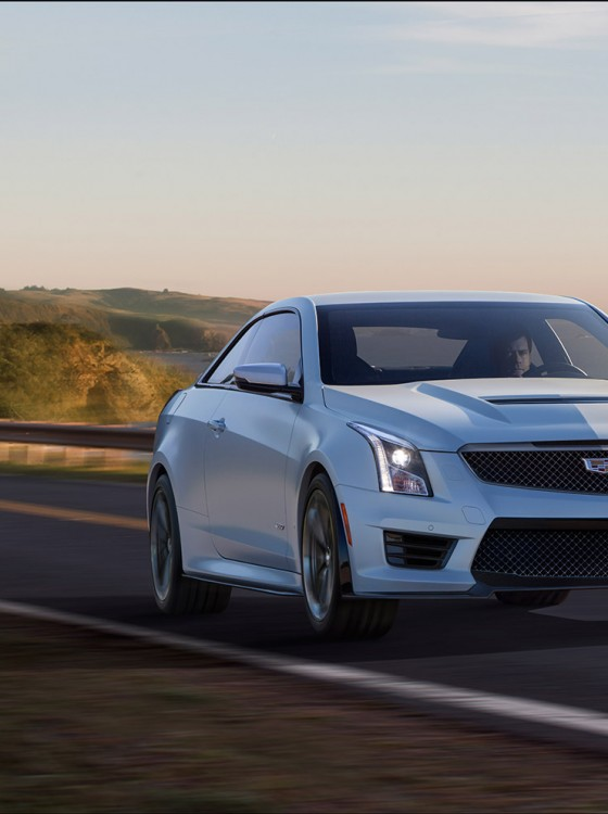 Crystal White Frost Limited Package Outed For 2016 Cts V