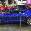 2016 Chevy Camaro on display at 2015 MLB All-Star FanFest