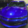 2016 Chevy Camaro at All-Star Game in Cincinnati
