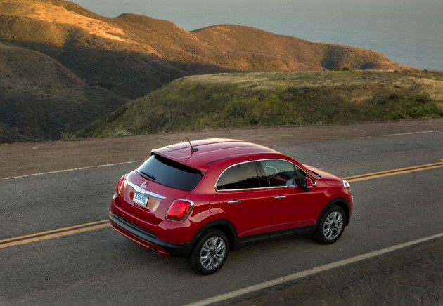 2016 fiat 500x overview the news wheel for Fiat 500x exterior