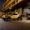 2016 Fiat 500x Silhouette with Trunk