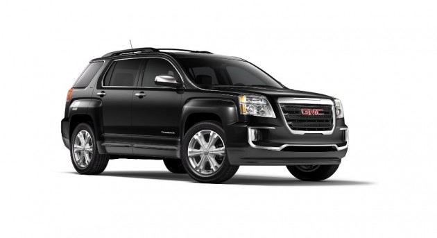 2016 gmc terrain overview the news wheel. Black Bedroom Furniture Sets. Home Design Ideas