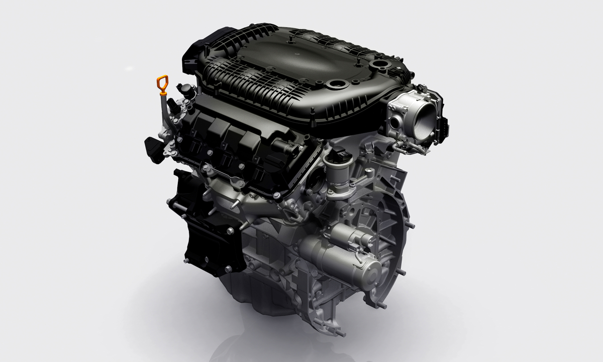2016 Honda Pilot V6 Engine | The News Wheel