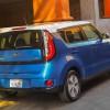 2016 Kia Soul EV rearview