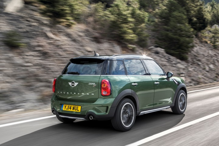 2016 mini countryman overview the news wheel. Black Bedroom Furniture Sets. Home Design Ideas