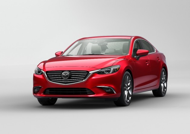 The Mazda6 and CX-5 have won the J.D. Power APEAL award for 2015 in each of their respective segments.