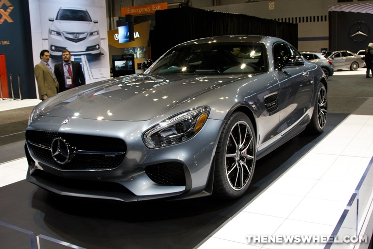 2016 Mercedes-Benz AMG GT S Overview - The News Wheel