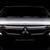2016 Pajero Sport Front End