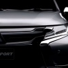 2016 Pajero Sport Head Light