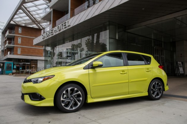 2016 Scion iM pricing